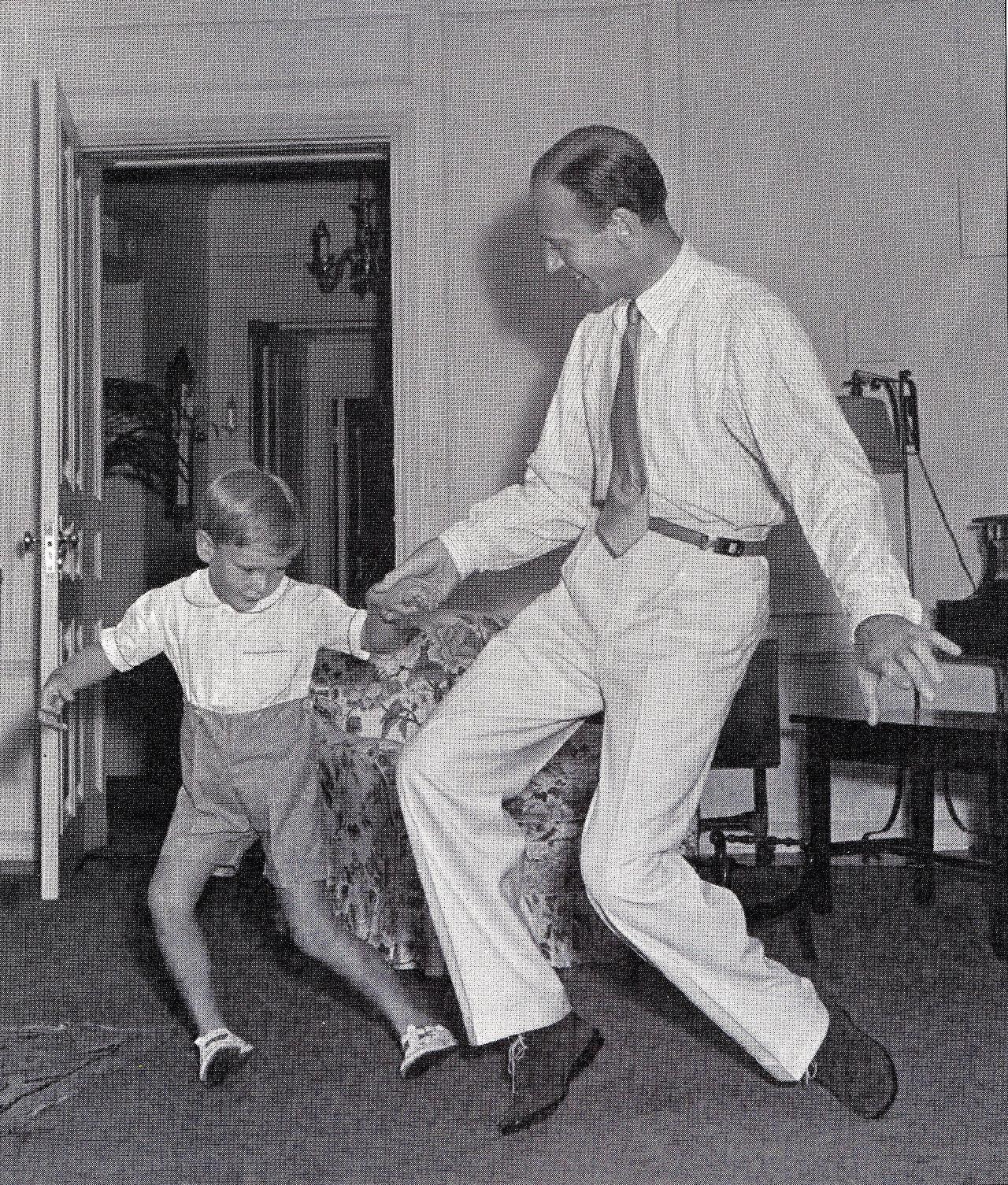 Sr. & Jr. Astaire