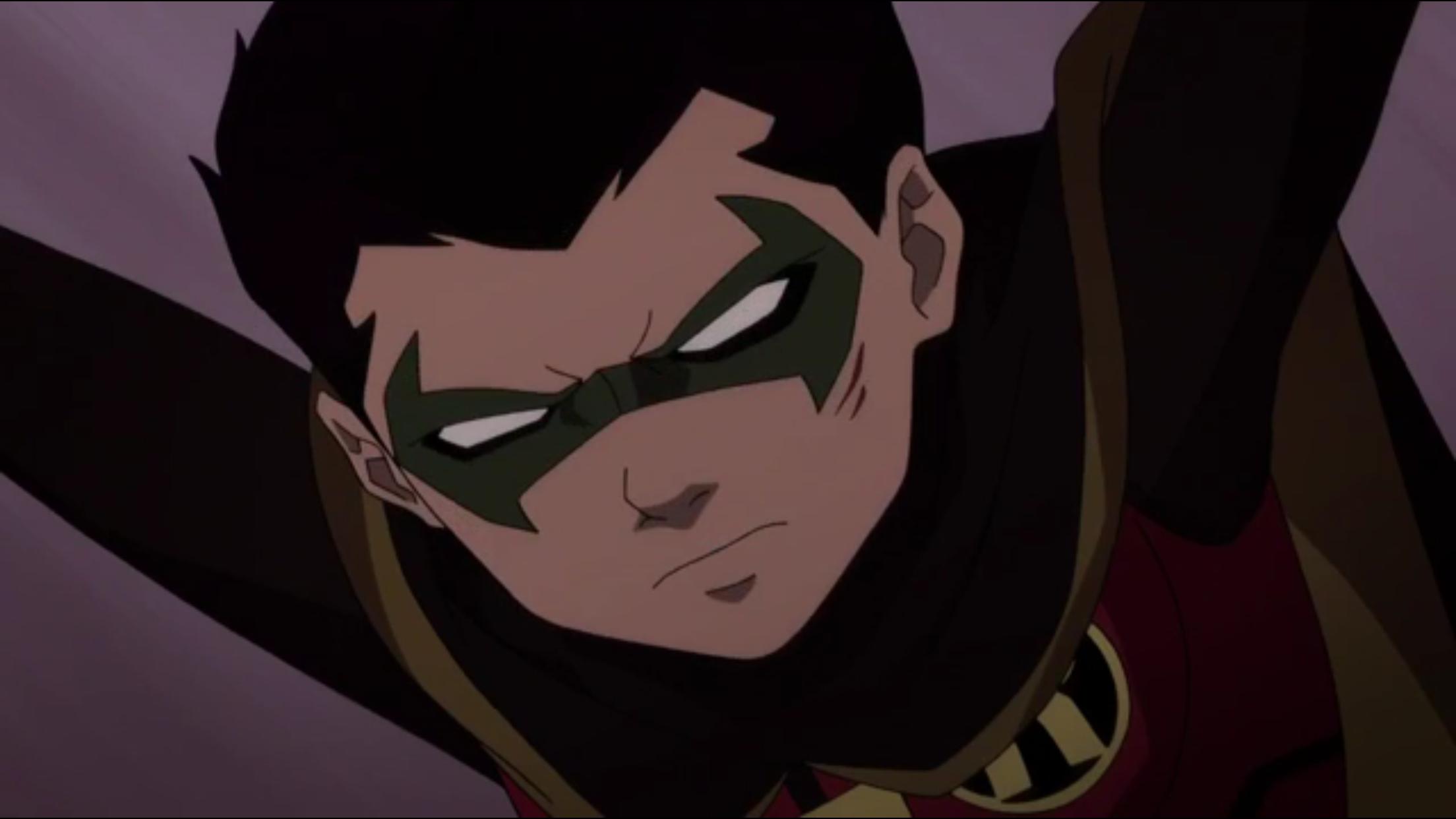 Robin Damian Wayne