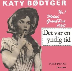 Katy Bodtger - Denmark - Place 10