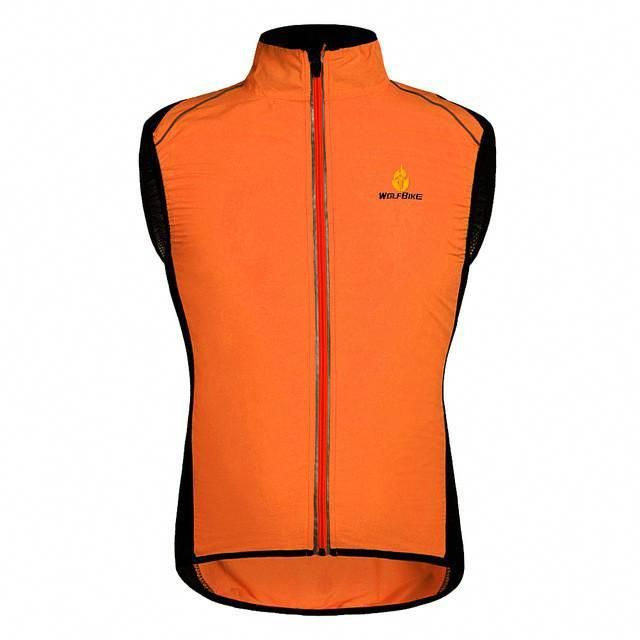 Men's / Women's  Cycling Reflective Vest in Multiple Colors