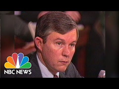 Jeff Sessions' 1986 Confirmation Hearing | Flashback | NBC News - YouTube