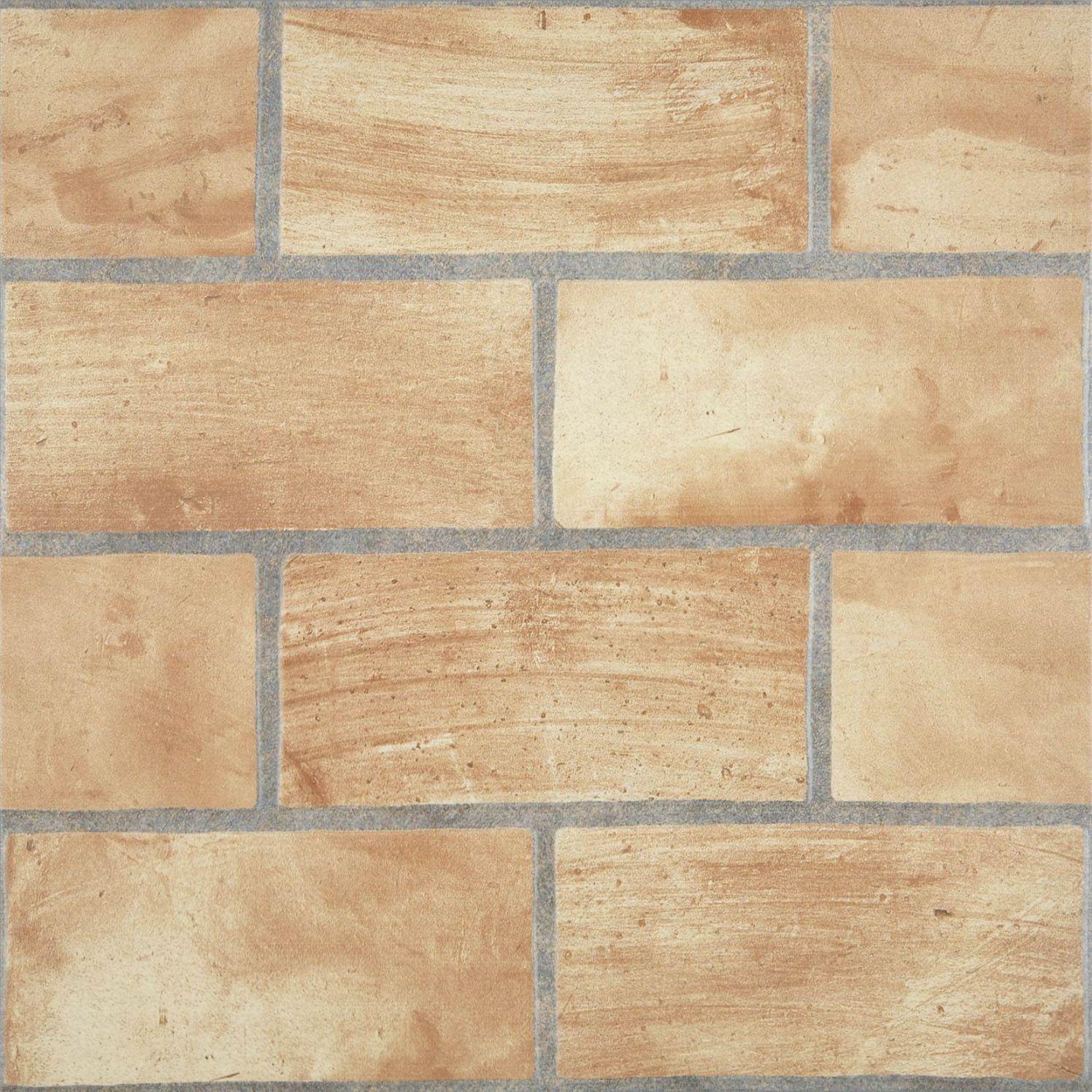 Pavimento R Stico Clase 2 Terracota Arena 1 50x50pavimento De  ~ Como Limpiar Suelo Antideslizante