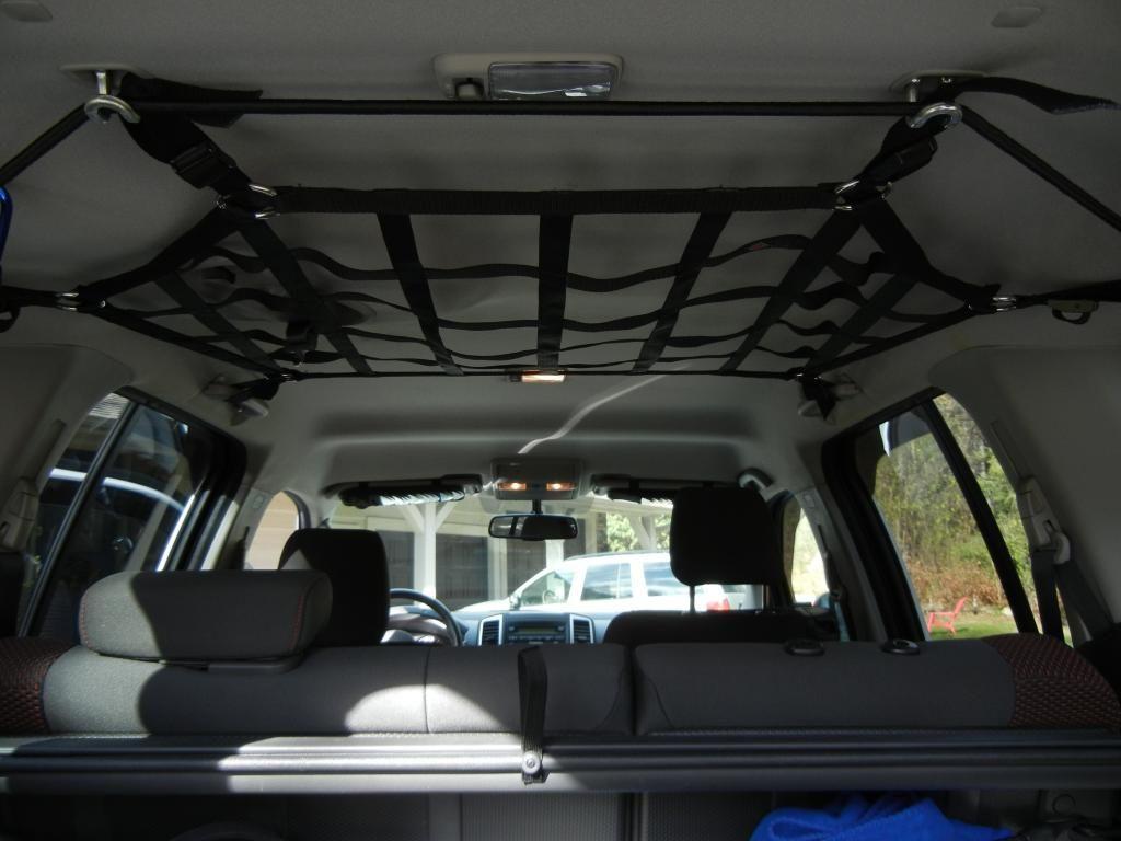 Raingler Xterra Hidden From View Overhead Net Nissan Nets By Arb Air Compressor Wiring Diagram Http Forumih8mudcom 60series