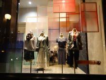 Vitrinas Paris - Londres, Actualidad| ISCI Informe de Moda