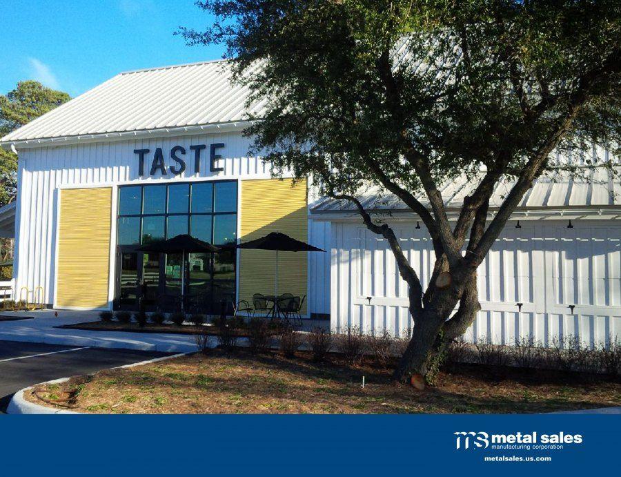 Best Ash Grey Vertical Seam Metal Sales Roof Panels On Taste 400 x 300