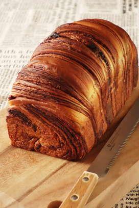 マーブル 食パン
