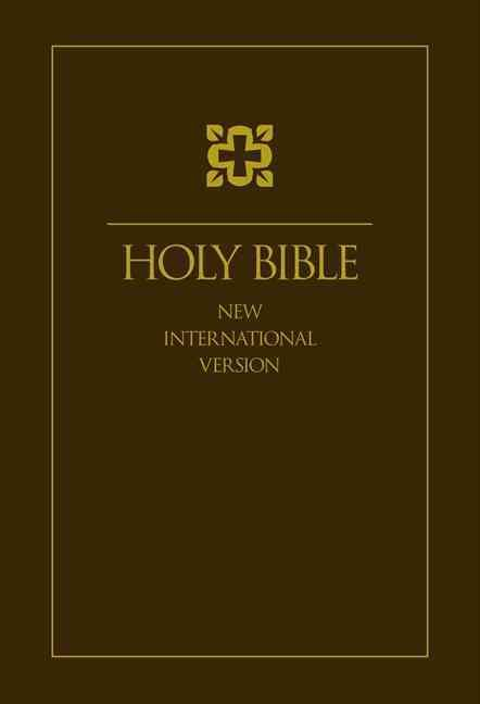 Holy Bible: New International Version,, Single-Column