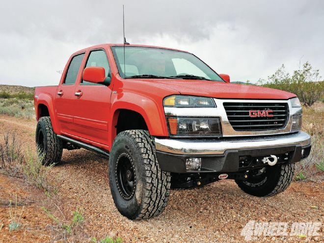 Gmc Canyon Mod W Lift Lifted Ford Trucks Chevrolet Colorado