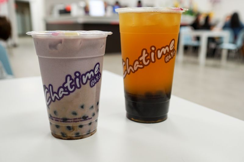 Bubble Tea: CoCo Fresh Tea and Juice, Quickly, Chatime, OR