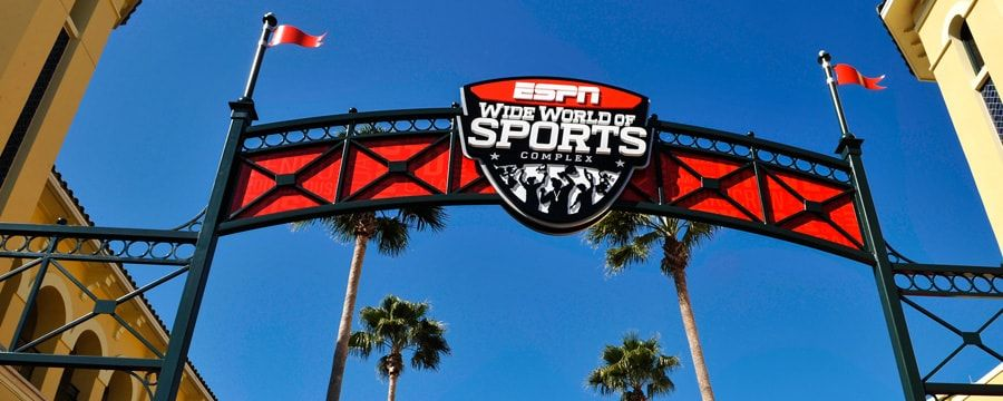 Play at the next level at ESPN Wide World of Sports