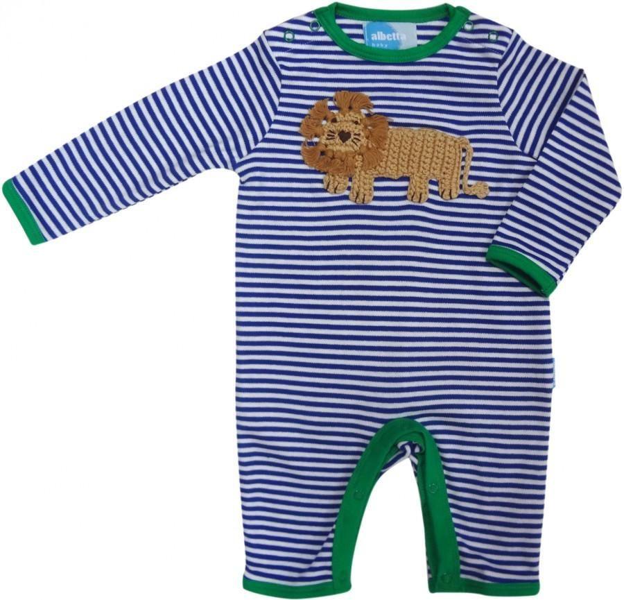 3580dee61 Crochet Lion Romper