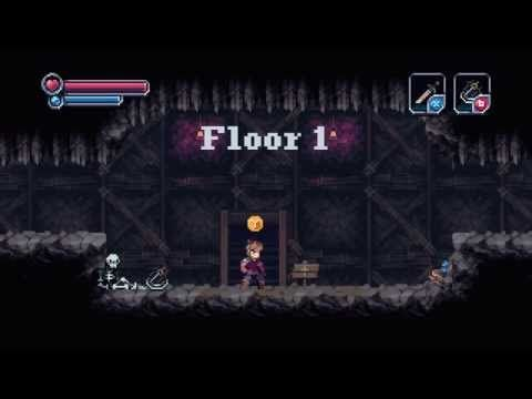 Chasm Is A 2d Action Rpg Platformer Currently In Development For Windows Mac Linux Taking Equal Inspiration From Hack N Slash Dungeon Crawlers