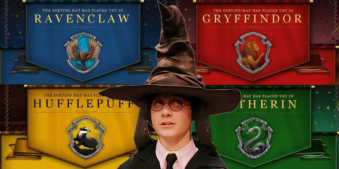 Try A House Quiz Hogwarts Ravenclaw And Gryffindor Harry Potter Quiz