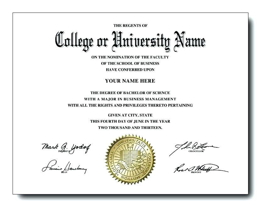 Best University Graduation Certificate Template In 2021 Graduation Certificate Template College Diploma Certificate Templates