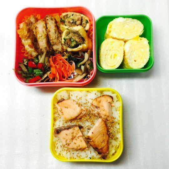 お弁当アート~日本のお弁当文化~