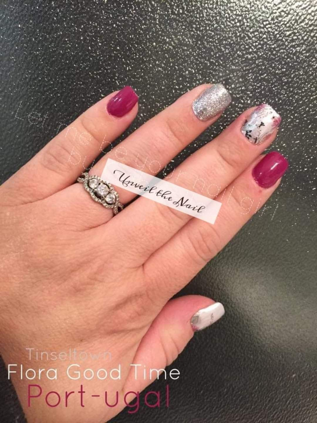 Perfect For Spring Nails Color Street Nails By Unveil The Nail