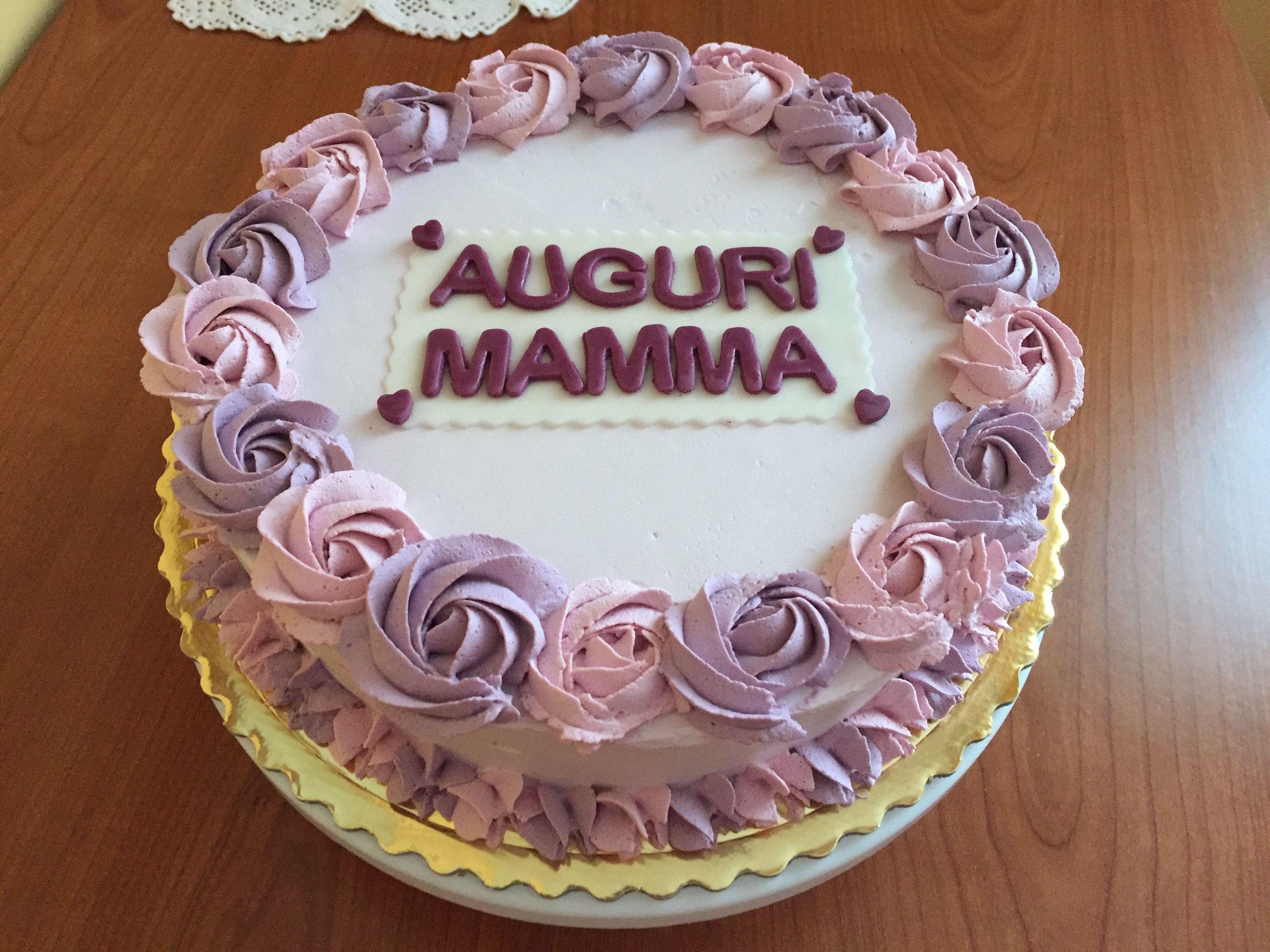 Torta Compleanno Per Mamma.Torta Compleanno Mamma Nel 2020 Torte Di Compleanno Torte E