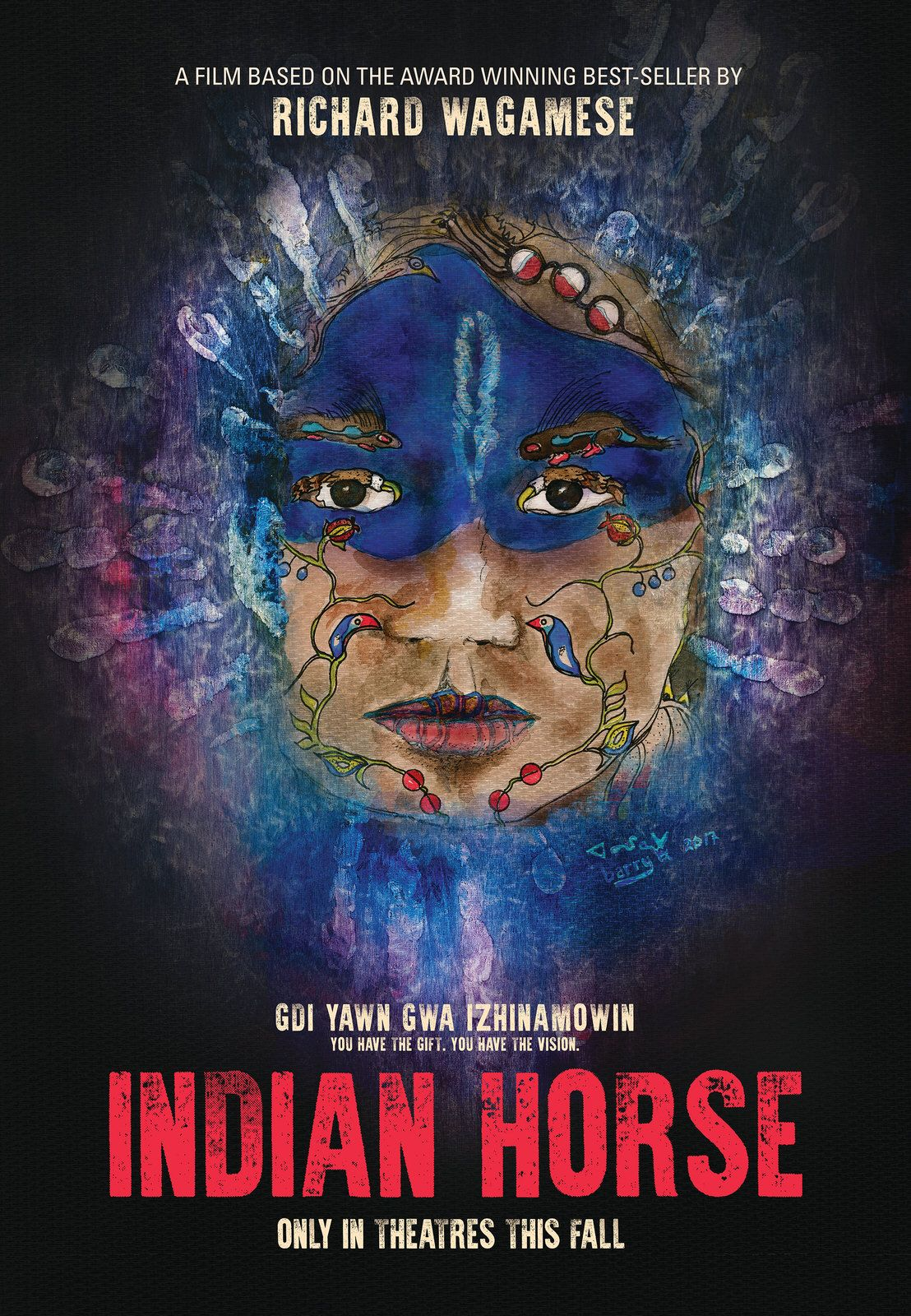 INDIAN HORSE - Stephen S. Campanelli | FNC - Film posters ...