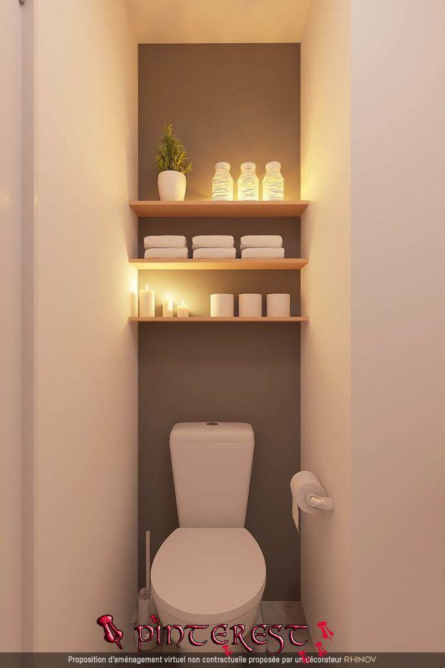Photo of Inspirationen Dekoration Ihrer Toilette Dekoration zum Besten von Toiletten Rhin …