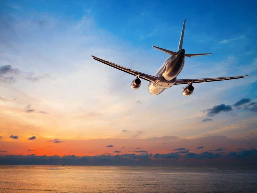 The Best Day Of The Week To Buy Plane Tickets Fear of