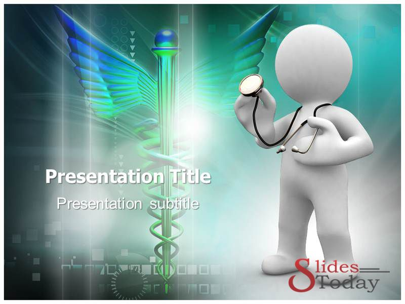 Animated Doctor Powerpoint Template Medical Science – Animated Power Point Template