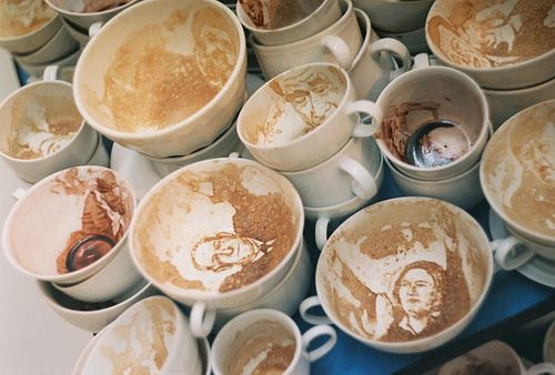 coffee portraits