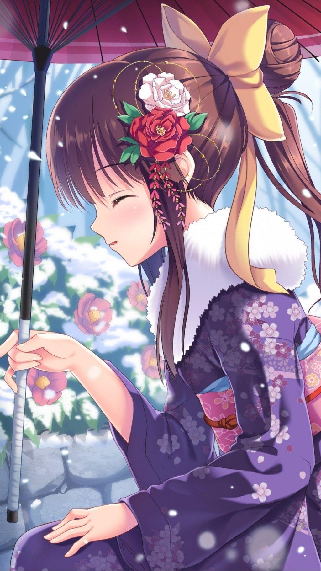 Anime Wallpaper Hd Wallpaper Natal Lucu Kertas Dinding Natal Gambar Anime Anime wallpaper hd ungu