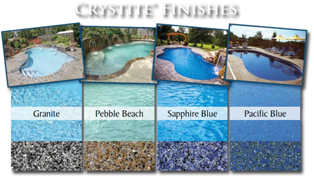 Crystite Finishes Pool In 2019 Gunite Swimming Pool