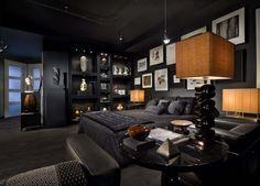 Deco Chambre A Coucher Au Design Creatif Elegant Et Minimaliste