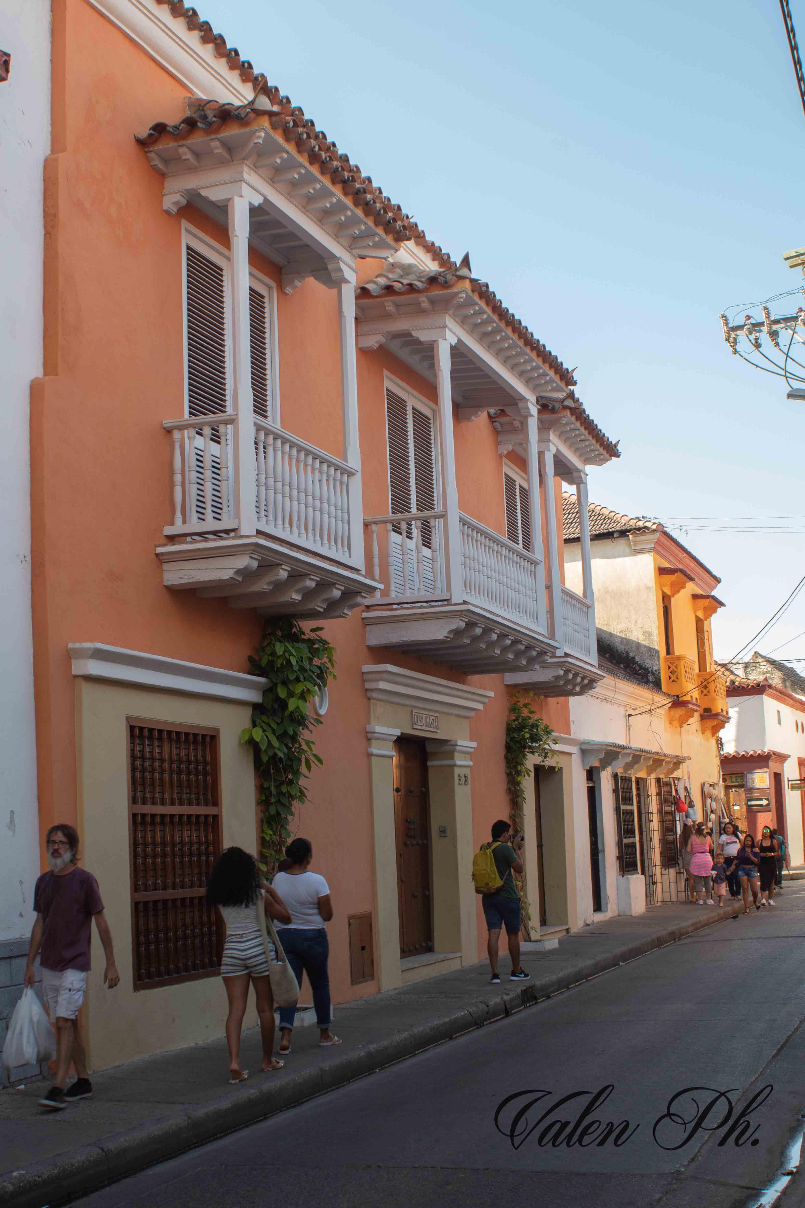 Pin de Valen Ph en Cartagena de Indias, Colombia. Streets