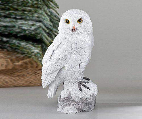 Aus der Kategorie Figuren  gibt es, zum Preis von EUR 22,65  Formano Deko Wintereule, 25 cm, weiß<br>Diese winterliche Deko Eule ist ein wunderbares Highlight für Ihr Zuhause. Diese Dekofigurist ein kunsthandwerklicher Artikel aus Kunststein, der in aufwendiger Handarbeit gestaltet wurde. Die weiße Design Eule ist 25 cm hoch. Perfektionieren Sie Ihre Dekoration während der kalten Jahreszeit mit dieser zauberhaften Eule, die in der Tierwelt als Symbol der Weisheit gilt. Dieser Artikel ist…