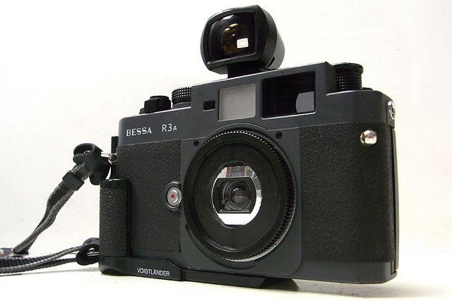 Bessa with17mm Konica Wai Wai by filmwasters, via Flickr