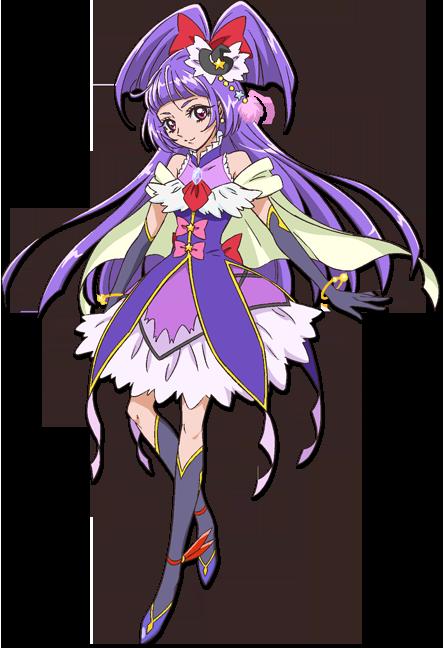 NOTE: I found this image in Asahi! Cure Magical/Riko from Mahou Tsukai Precure.