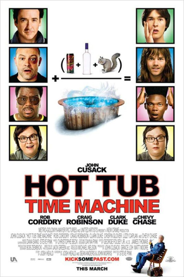 Hot Tub Time Machine 2010 593 893 Hot Tub Time Machine Time