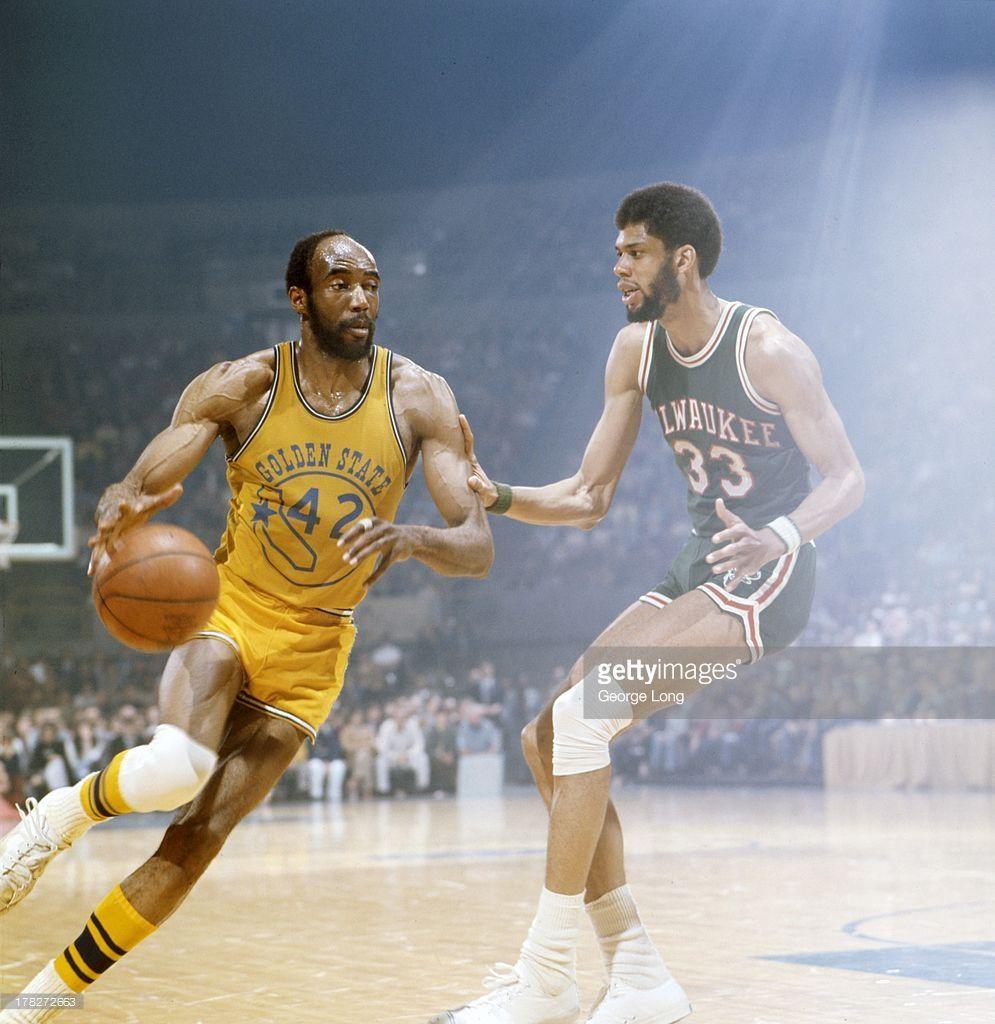 Nate Thurmond vs. Kareem Abdul-Jabbar | Basketball ...