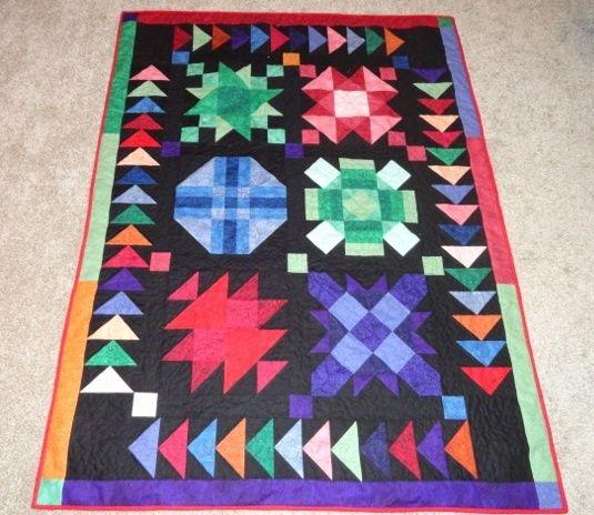 Color Block 44x58