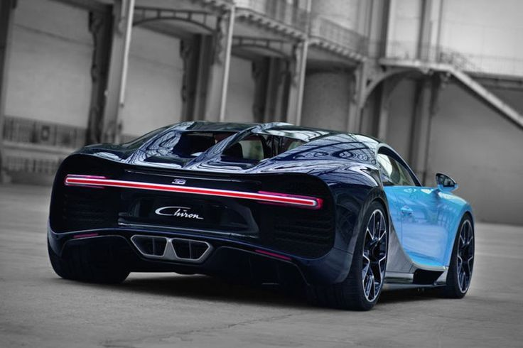 Start your engines, folks. Here are 5 Little Known Facts About the Bugatti Chiron.