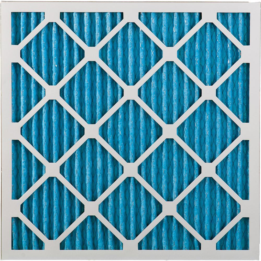Nordic Pure 12 In X 12 In X 1 In Basic Dust Pleated Merv 7 Fpr 5 Air Filter 6 Pack Pure Products Air Filter Sizes Hvac Filters