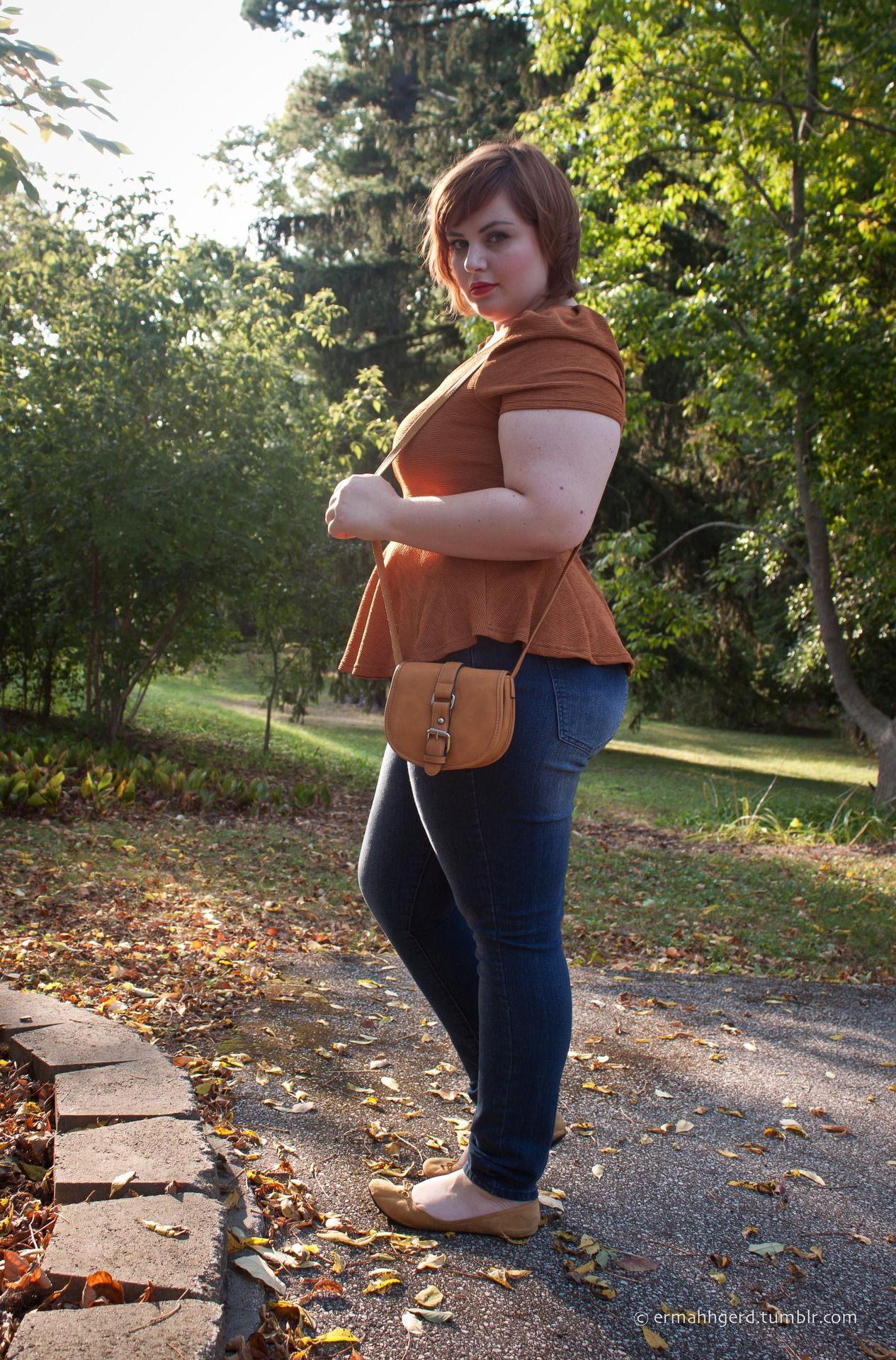 cute chubby girl outfits