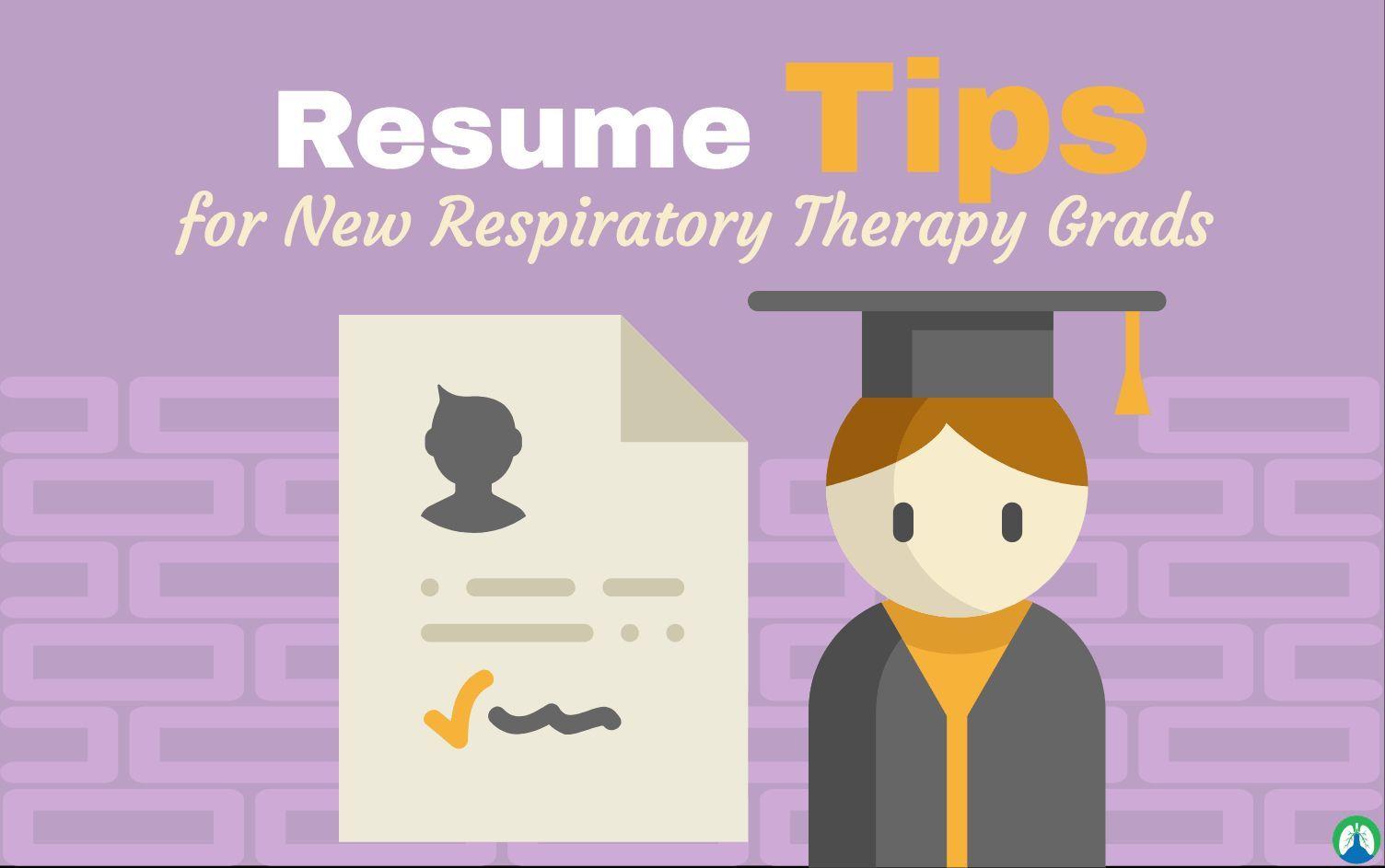 44+ Respiratory therapist student resume examples inspirations