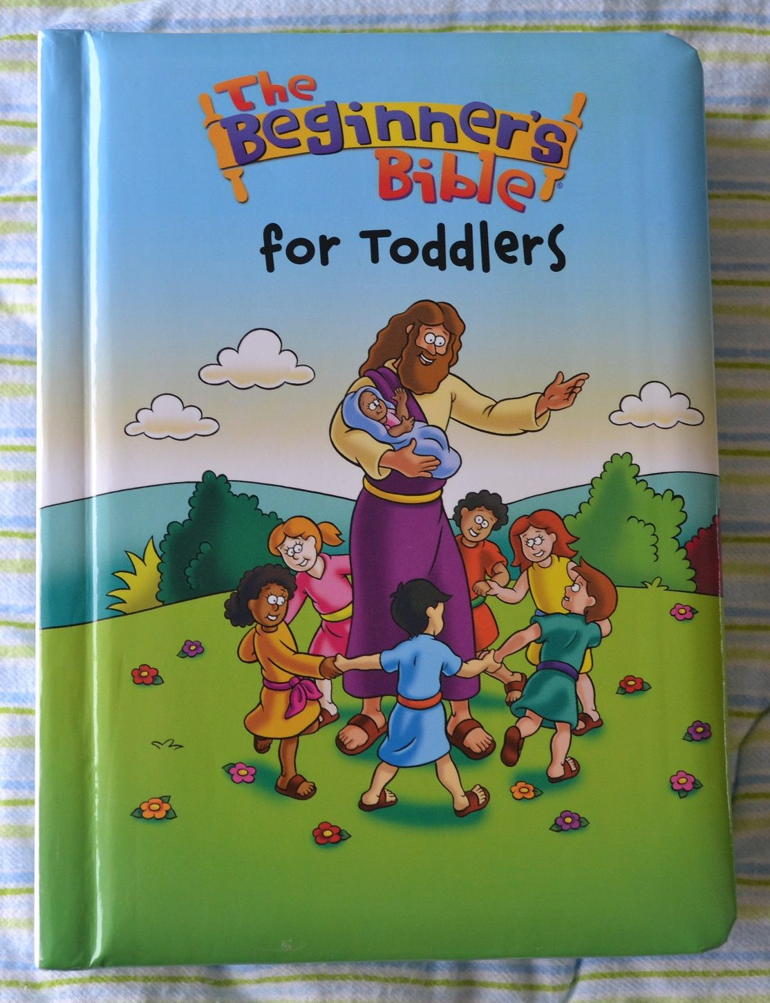 Beginners Bible Bible Stories For Kids Toddler Books Toddler Board Books