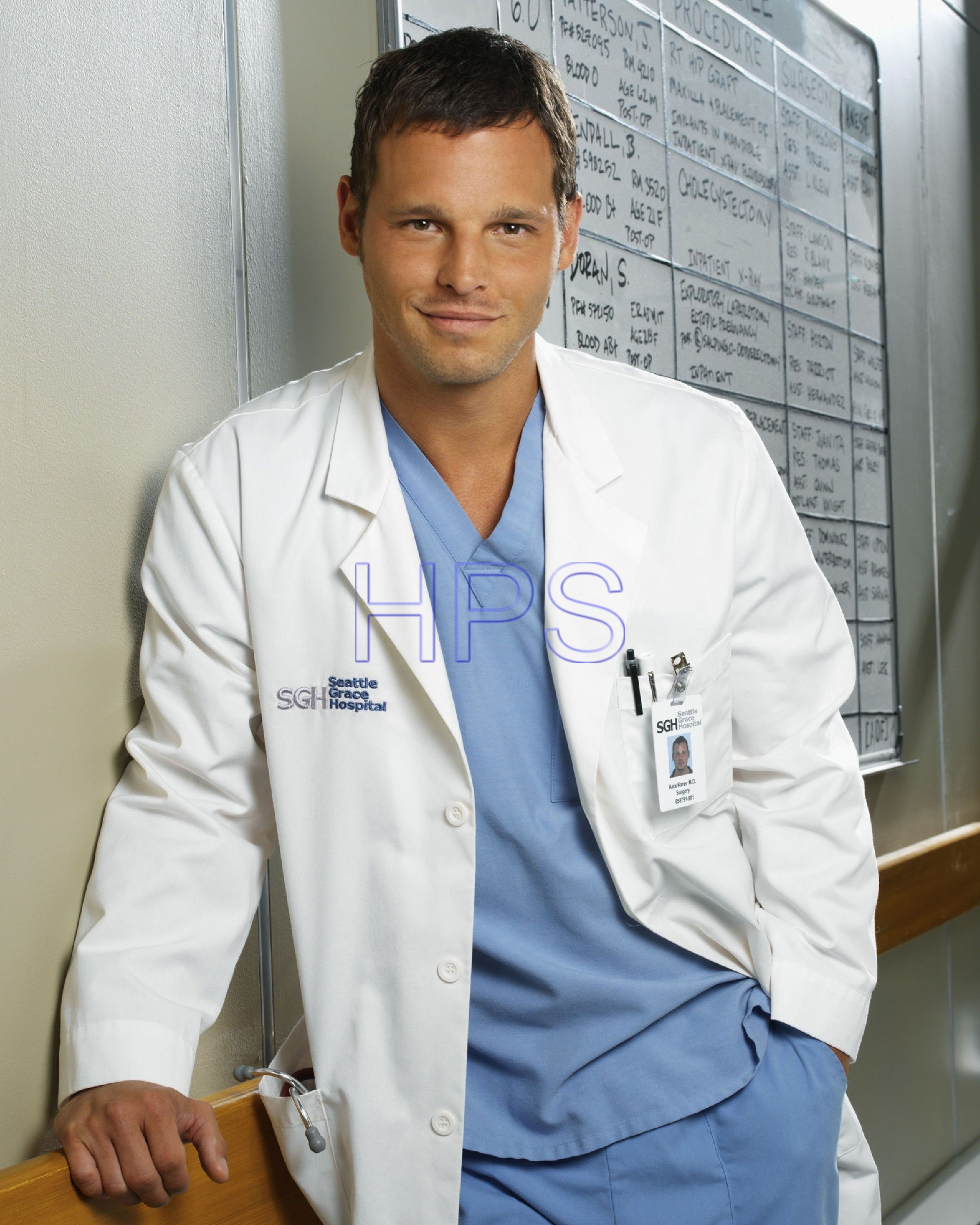 Justin Chambers -- Dr. Alex Karev on Grey\'s Anatomy | Definitely HOT ...
