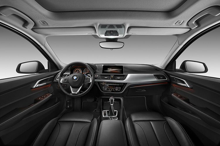 Bmw 1 Series Sedan Interior Officially Revealed Bmw 1 Series