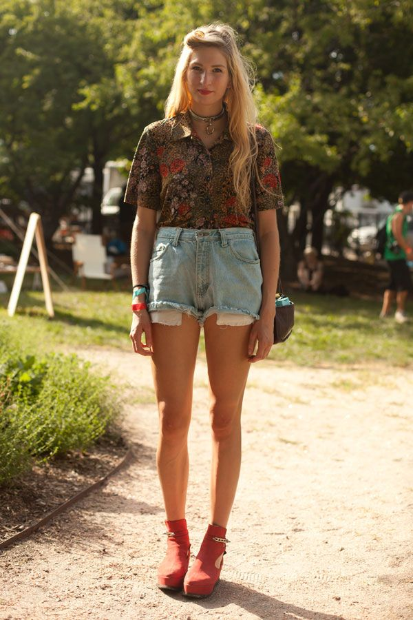 Check out Our Favorite Looks from the Pitchfork Music Festival
