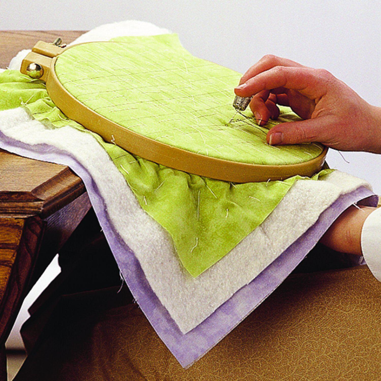Hand Quilting Basics