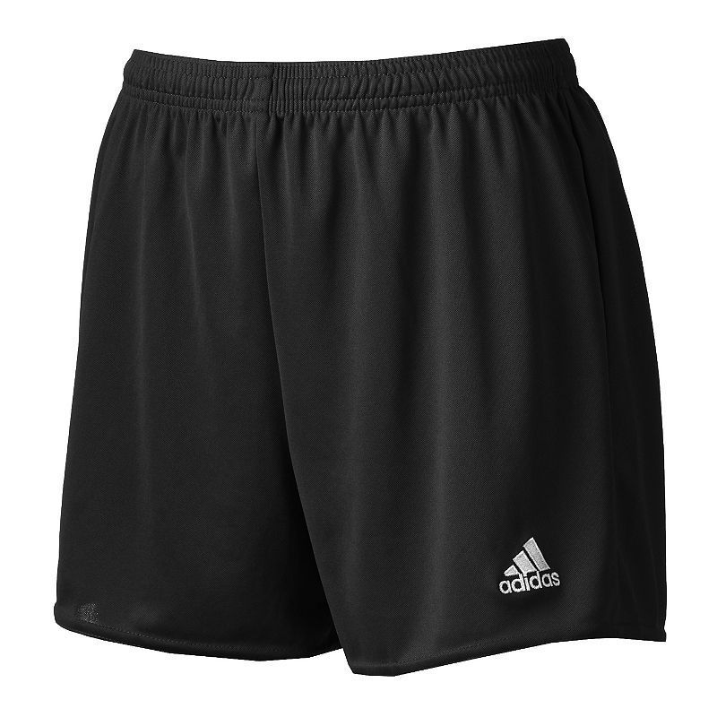 389a47e5 Women's Adidas climalite Womens Pama 16 Soccer Shorts, Size: Medium, Black