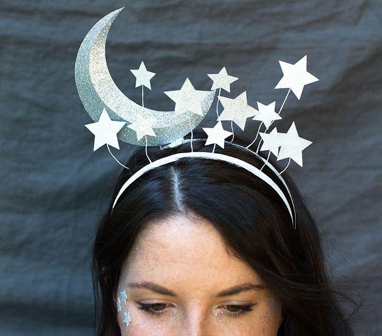 Haarreif für Halloween Party Fasching Karneval Weihnachten Verkleidung Haareif a