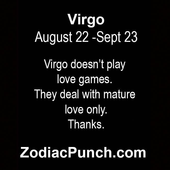Fakten über die Datierung einer Virgo