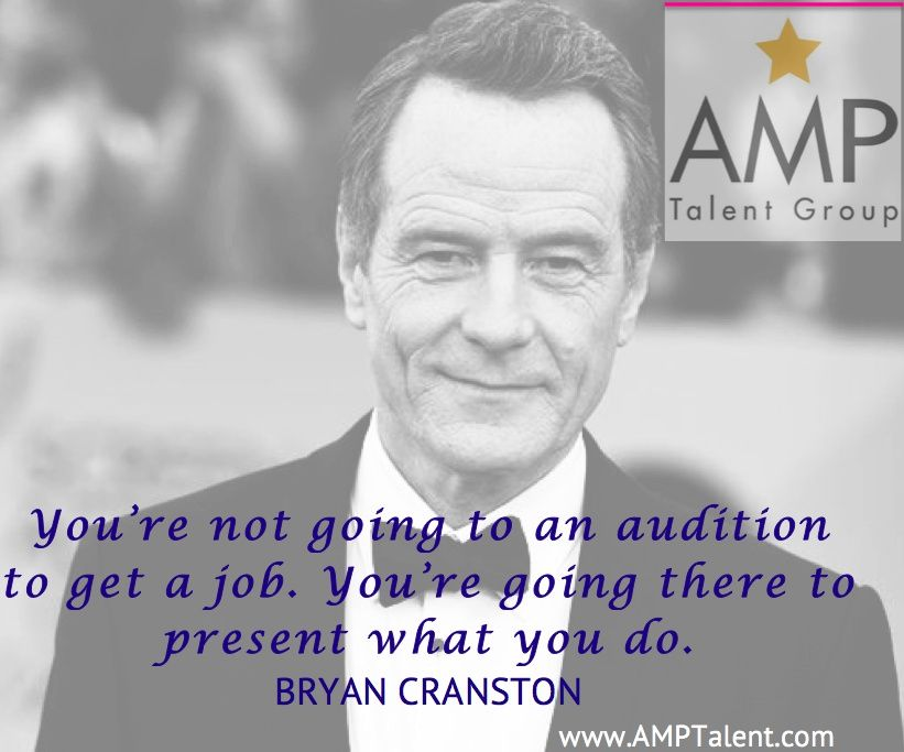 Image result for bryan cranston quotes on acting