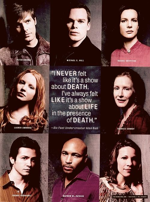 Six Feet Under | The TV I can't live without | Hbo tv series